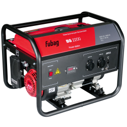 Бензиновый электрогенератор Fubag BS 2200 / 28008